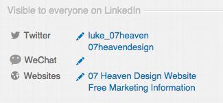 LinkedIn-links