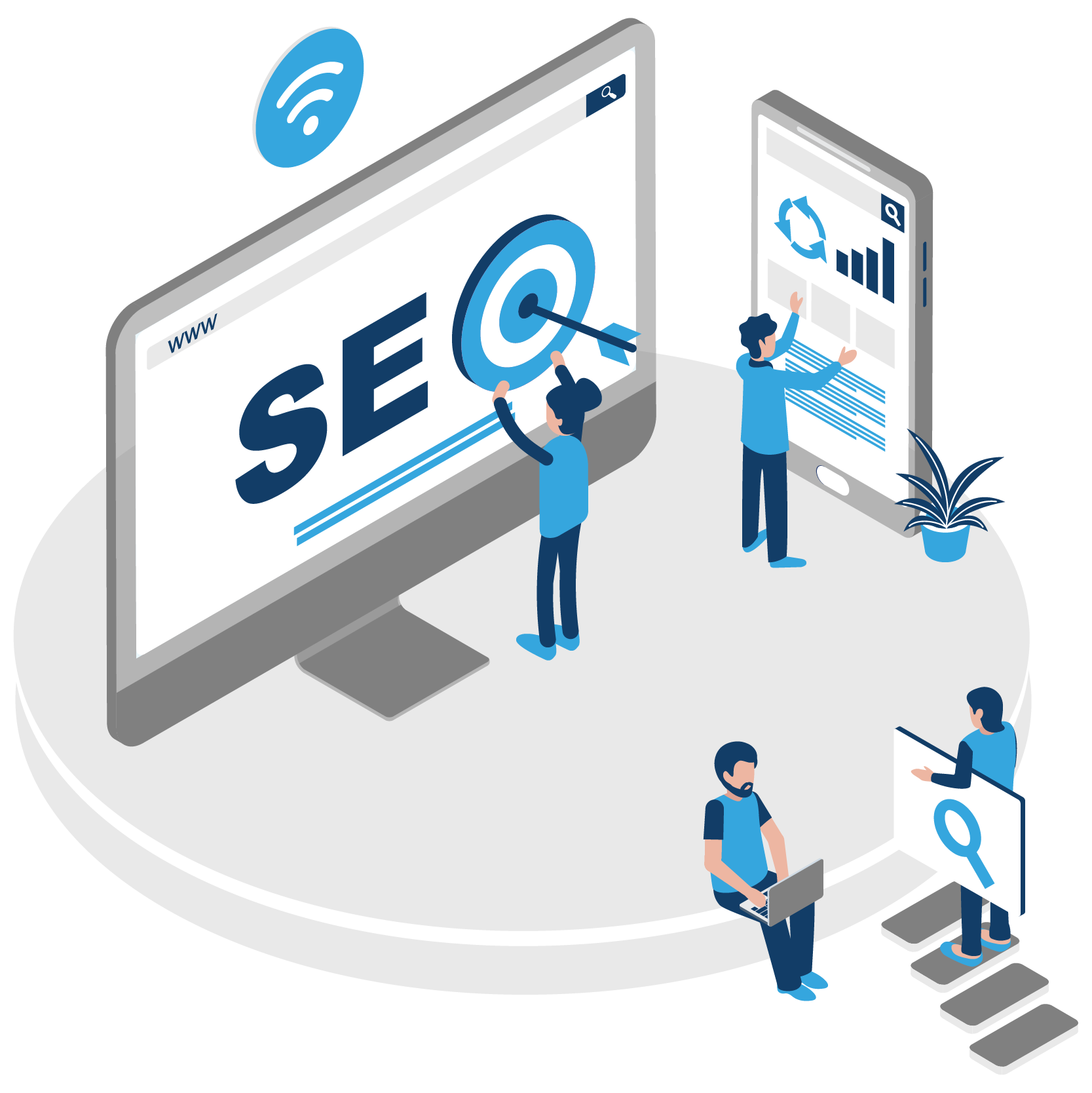 What is inbound marketing strategy SEO