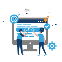 What does an SEO company do SEO Small