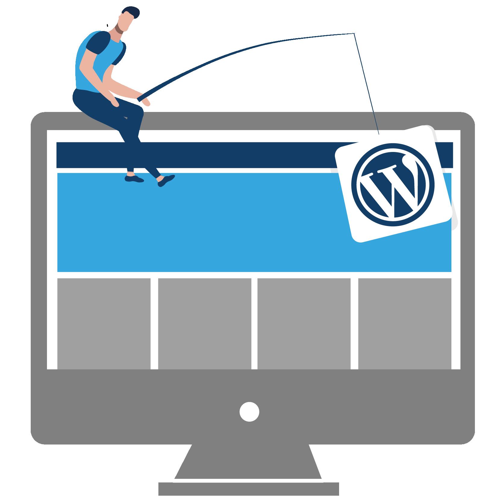 How to design a good website - website fisherman