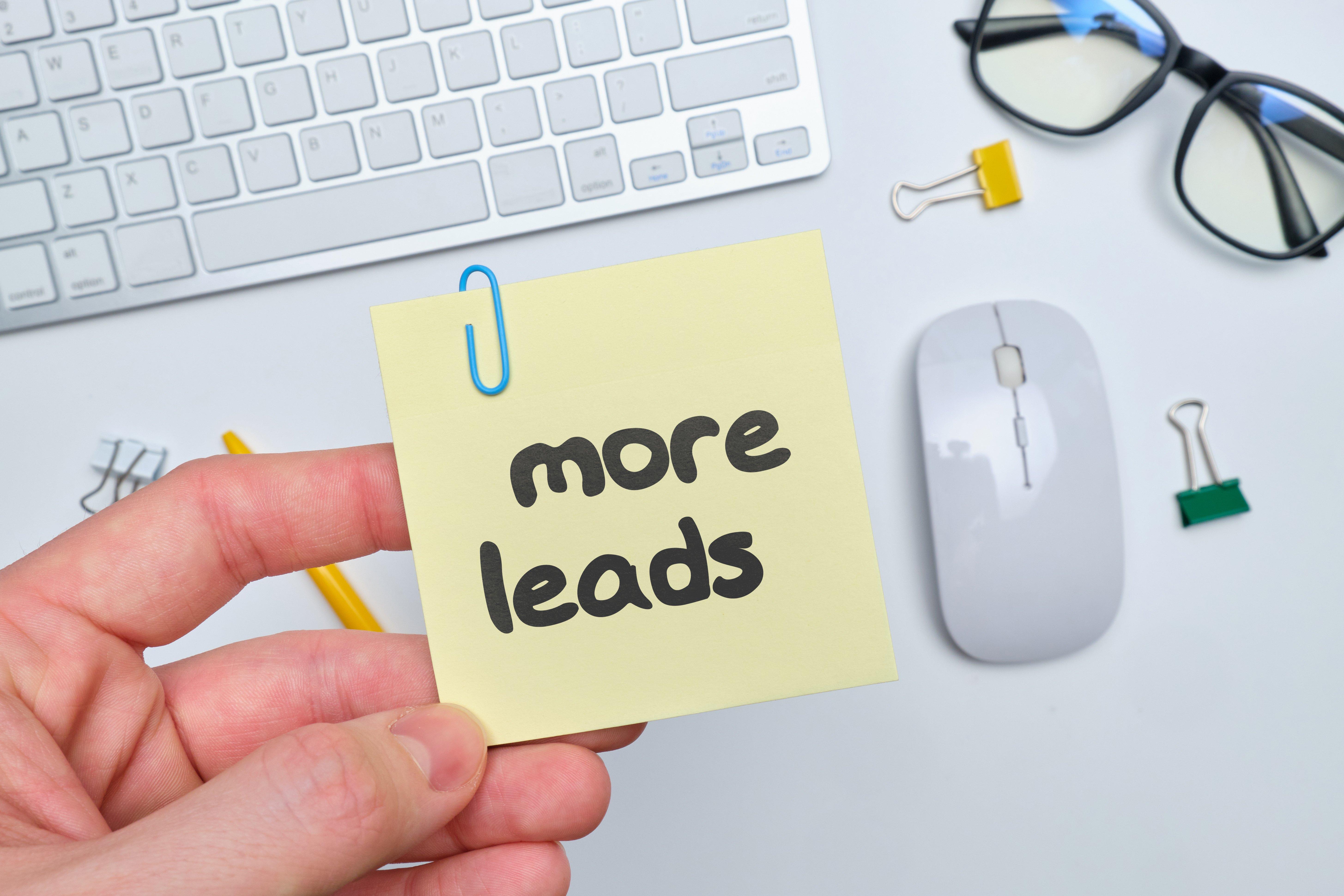 10 killer lead generation ideas