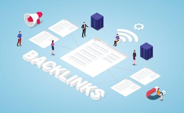 Backlinks SEO terms for beginners