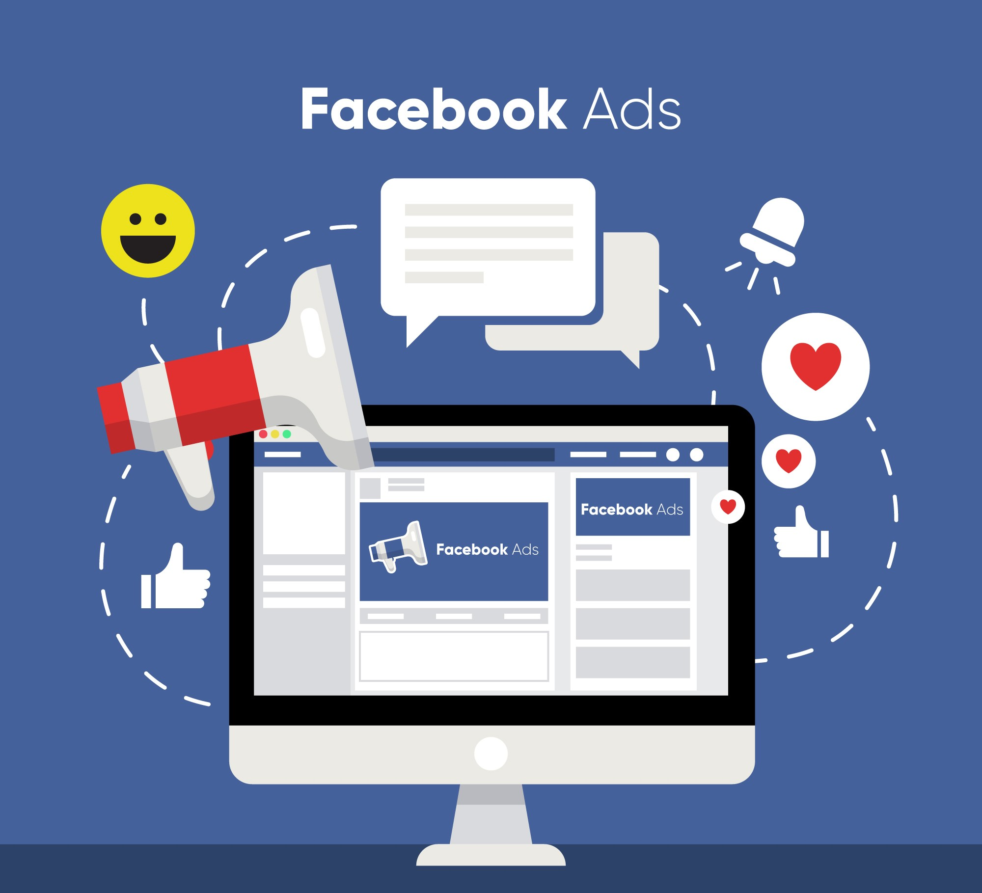 Facebook Business Page Adverts