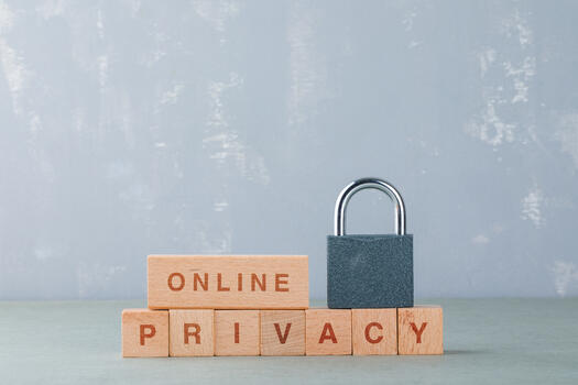 Legal requirements for a website GDPR