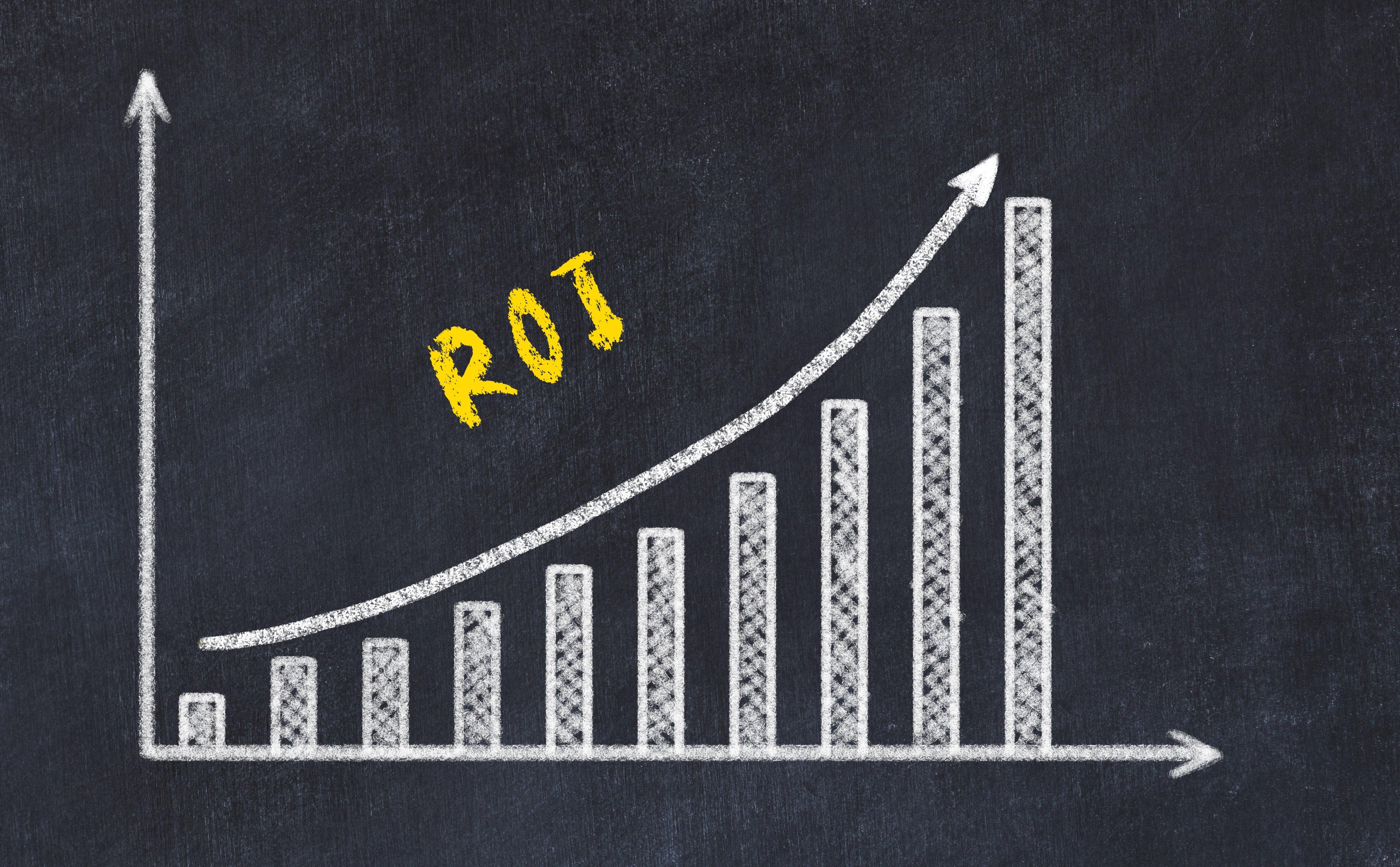 ROI maximise your social media efforts