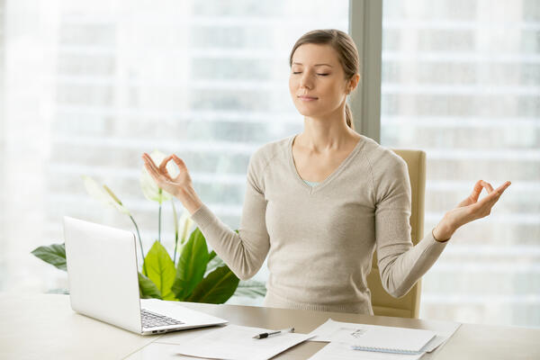 Remaning calm with difficult customers