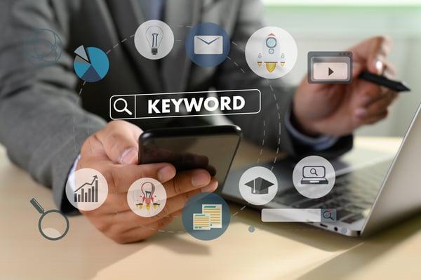 SEO Keywords for beginners