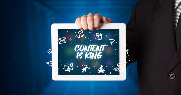 What is an inbound marketing strategy - Content