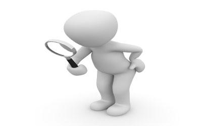 Do I need an SEO Company - searching man